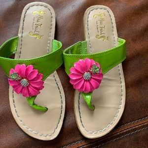Miss trish sandals for girls